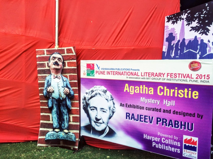 Agatha Christie - An exhibition at PILF