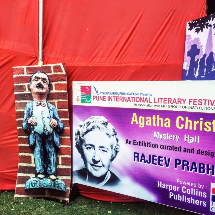 Agatha Christie - An exhibition at PILF
